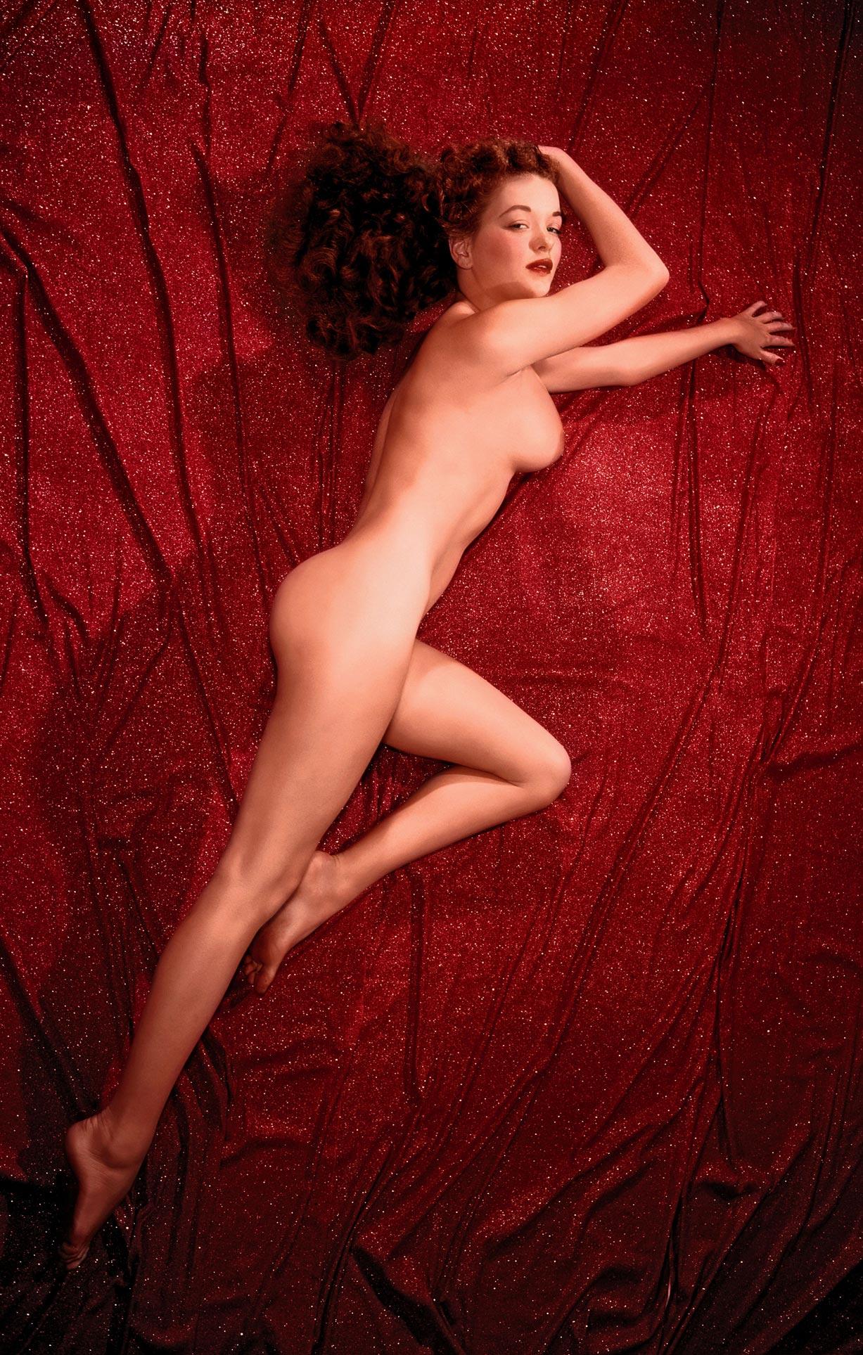 Playboy Playmate - Miss August 1954 | Arline Hunter / Эрлин Хантер