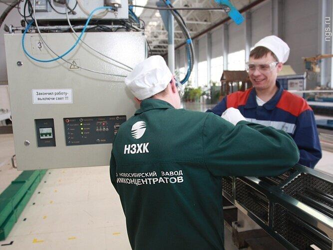 Как в Новосибирске делают ядерное топливо