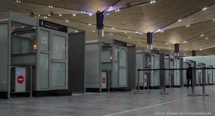 Новый терминал Пулково-1