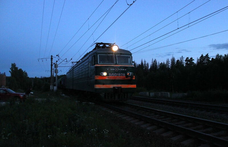 ВЛ10у-878
