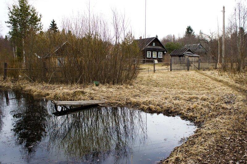 деревня Огорелье