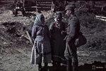 1942-07-21 Rajajkri и Лутон в скольтов женщин. 13.-21.7.1942 описан. Примечание: Vrikuvien Брошюра информации. Место: Печенга, реки Лутто