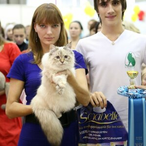 Place 5 - 89 Samanta Omili Stars (Female) SIB fs 21 33 Хаванская Е. Камея, Ангарск