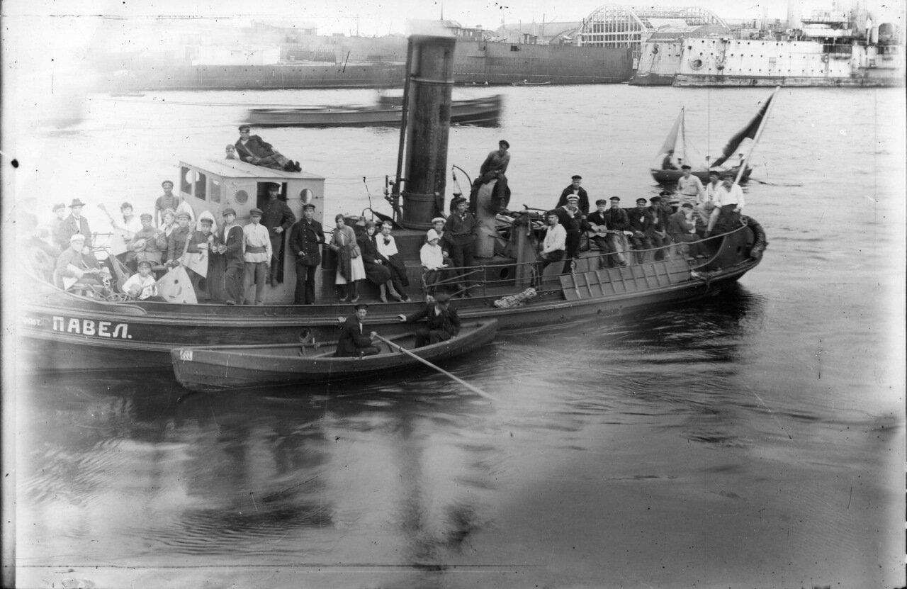 Буксирный пароход «Павел»