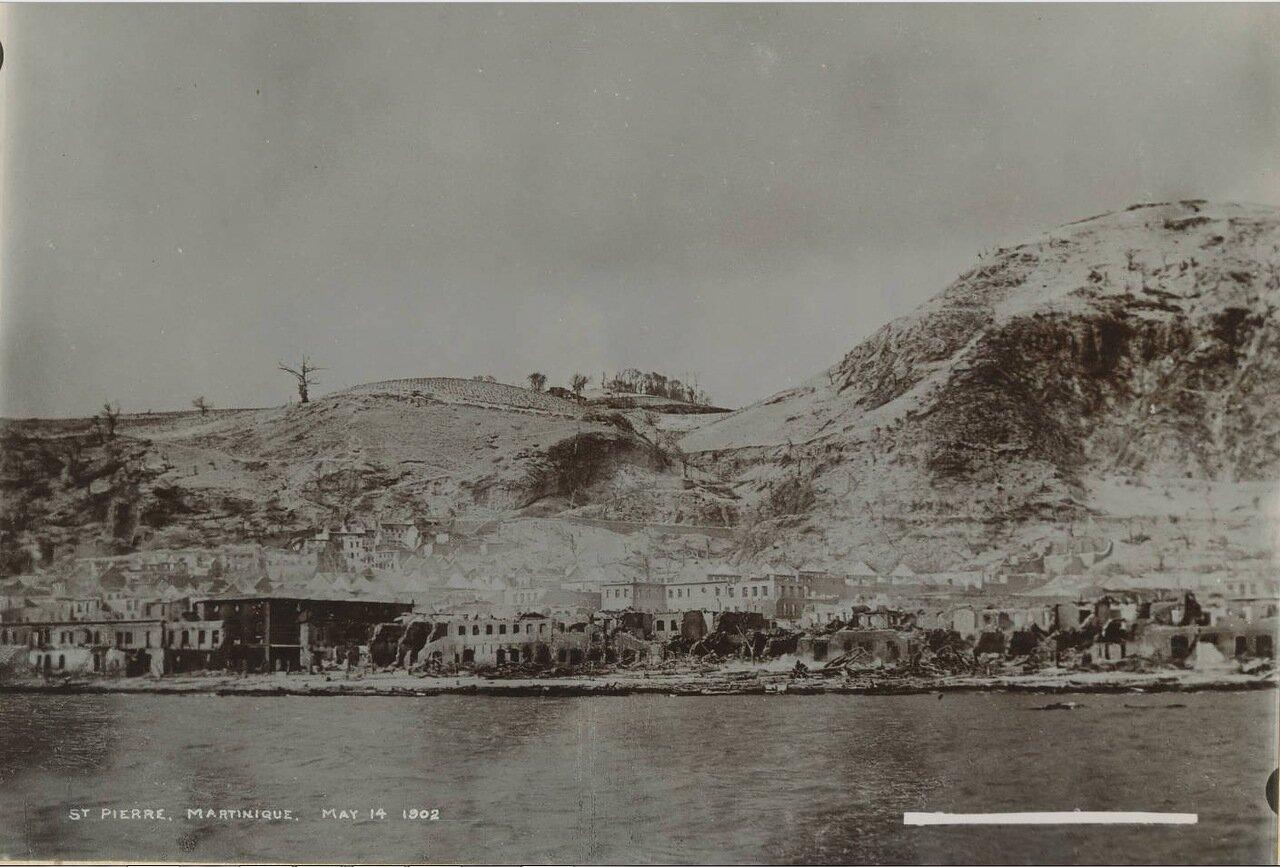 Сен-Пьер. 14 мая 1902