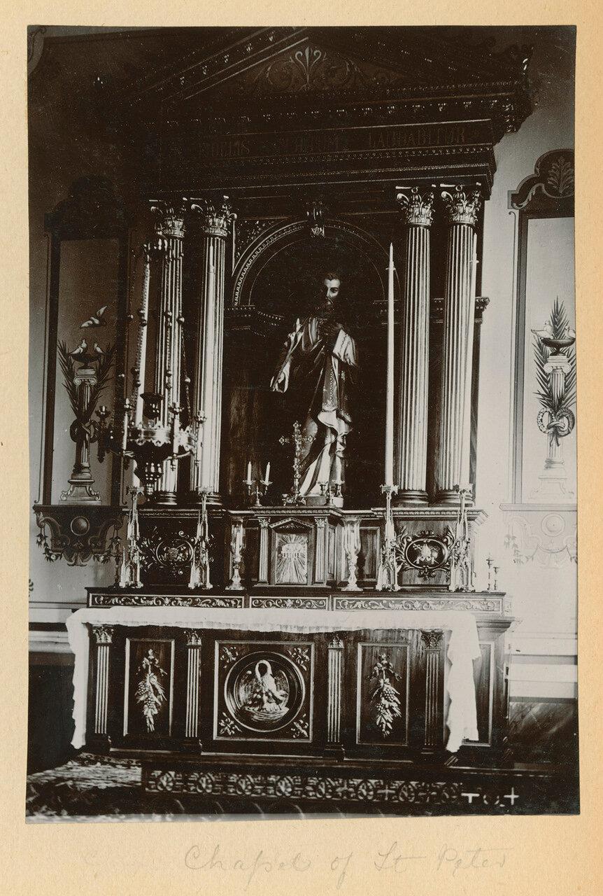 Часовня Святого Петра