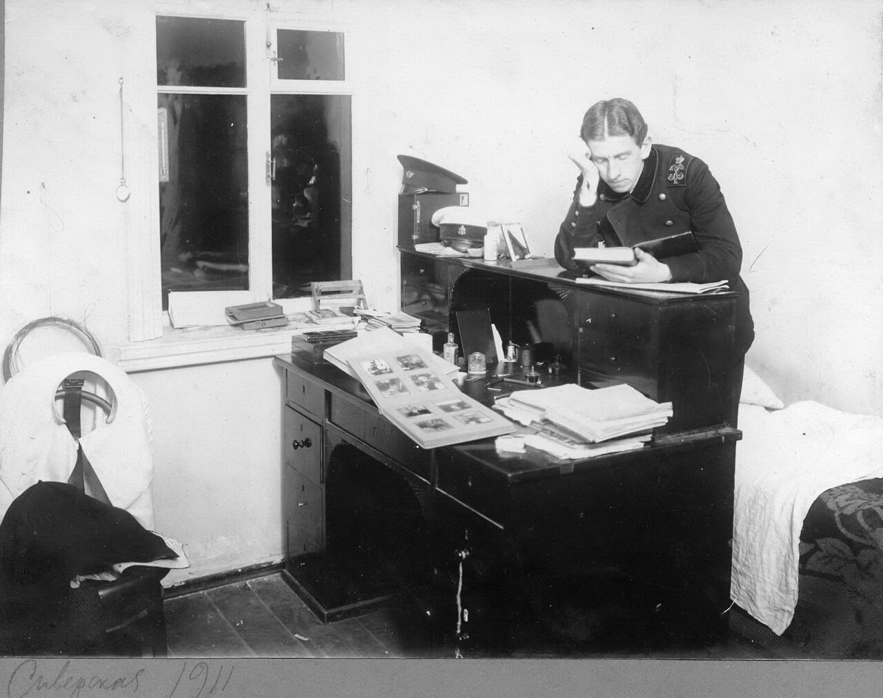 Сиверская, 1911