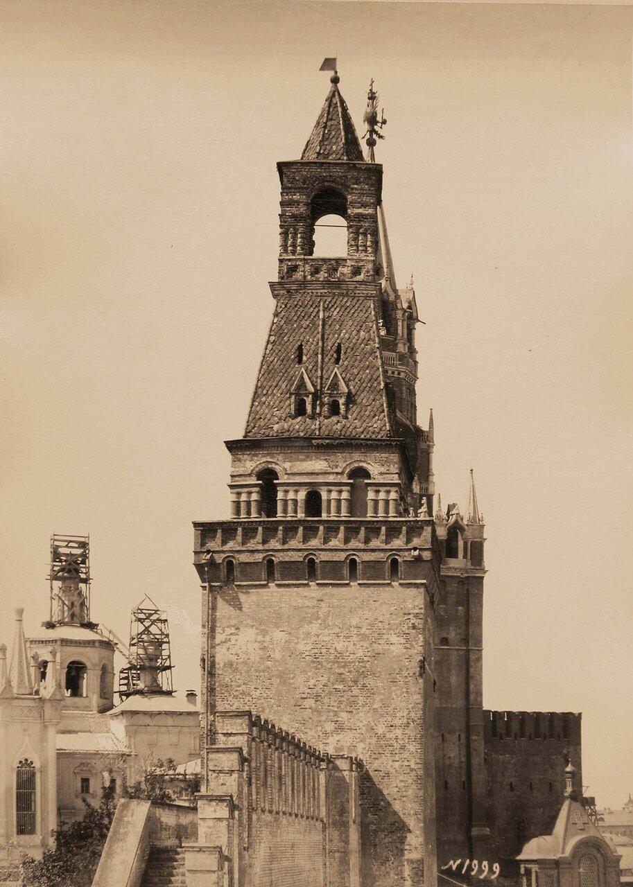 Вид Набатной башни Кремля