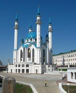 Казань, мечеть Кул-Шариф