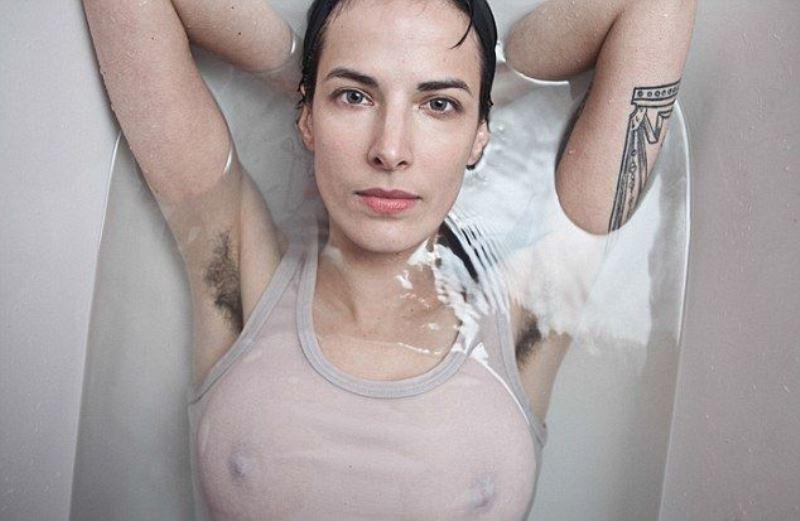 Волосатая женская красота фото 724-360