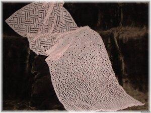 Капельки дождя на стекле - свитер (топ) спицами
