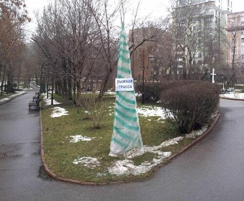 Аномальная весна в Москве