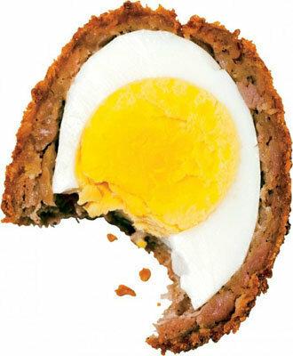 Идеальное шотландское яйцо
