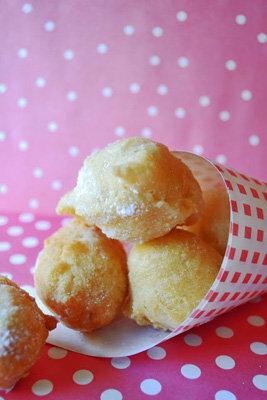 Как приготовить сладкие пончики