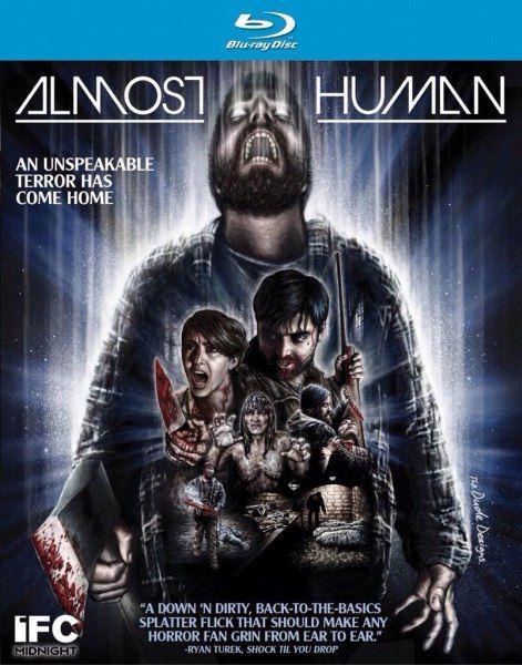 Почти человек / Almost Human (2013) BDRip 720p +  HDRip