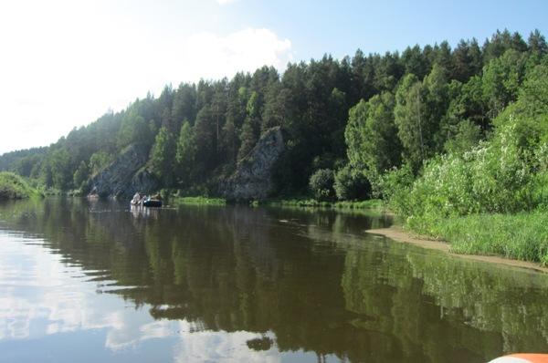 Пейзаж наЧусовой