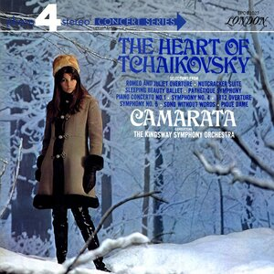 The Heart of Tchaikovsky (1968) [London Phase4Stereo, SPC-21027]