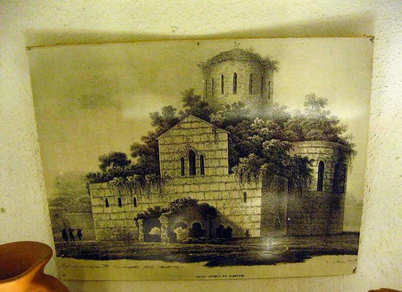 Абхазия Пицундский храм