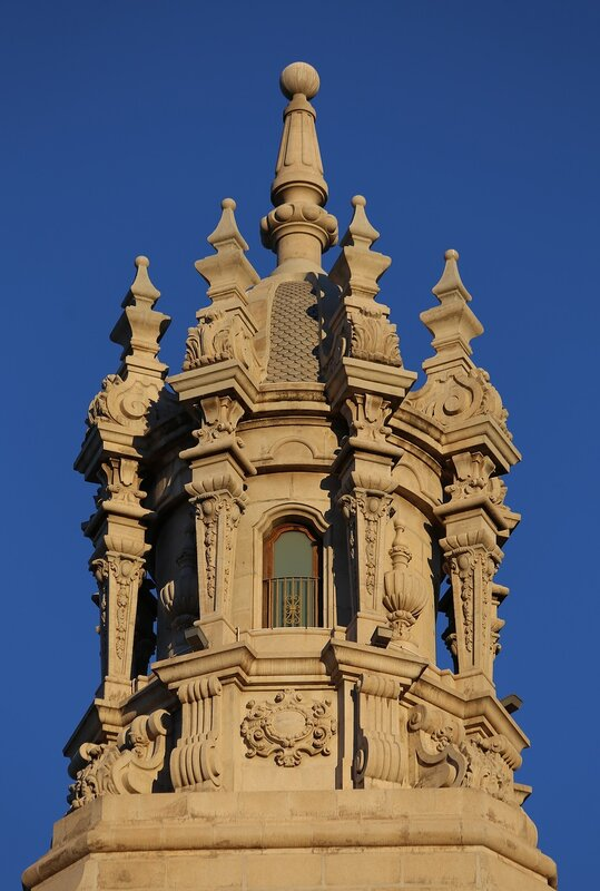 Валенсия, Здание Bancaja