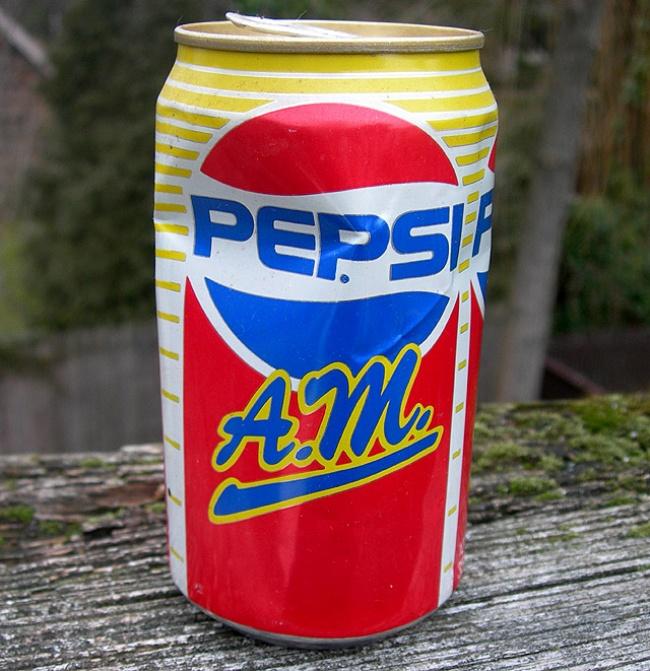 © dinosaurdracula.com  Ввосьмидесятых производителя прохладительных напитков осенила идея: «А