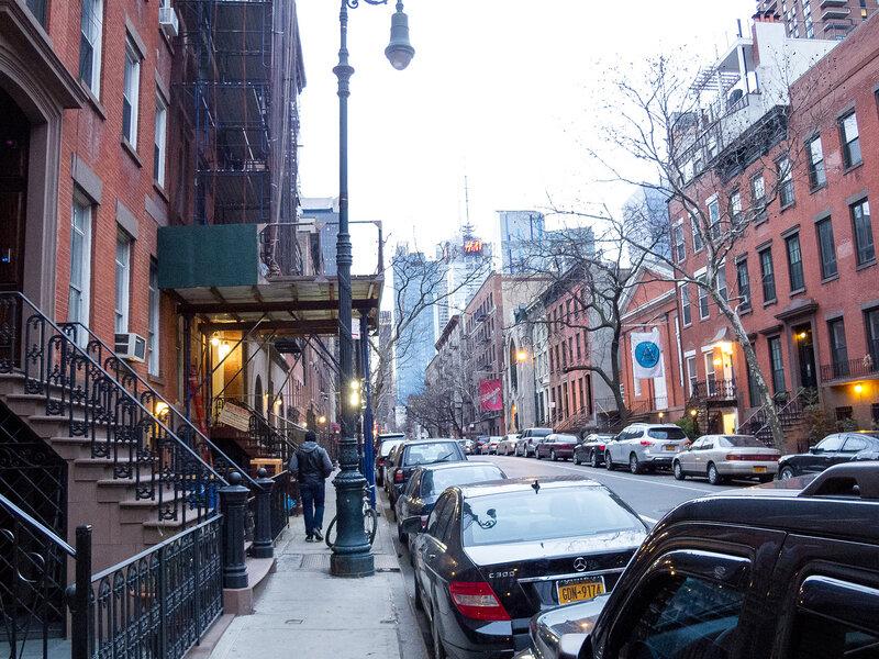 New York. Любовь не с первого взгляда.