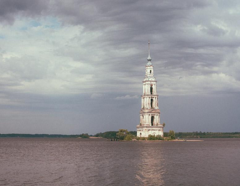 фото, Россия, Калязин, Рыбинск, Углич, Волга, путешествие по России