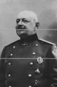 Генерал бригады в сюртуке (портрет).