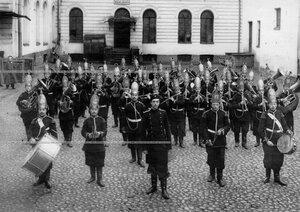 Оркестр лейб-гвардии Павловского полка.