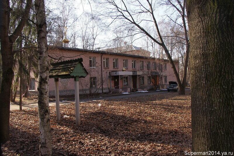 Храм преподобного Серафима Саровского в Измайлово