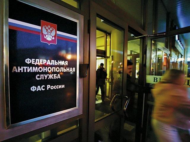 ФАС раскрыла сговор наторгах для МВД иМЧС