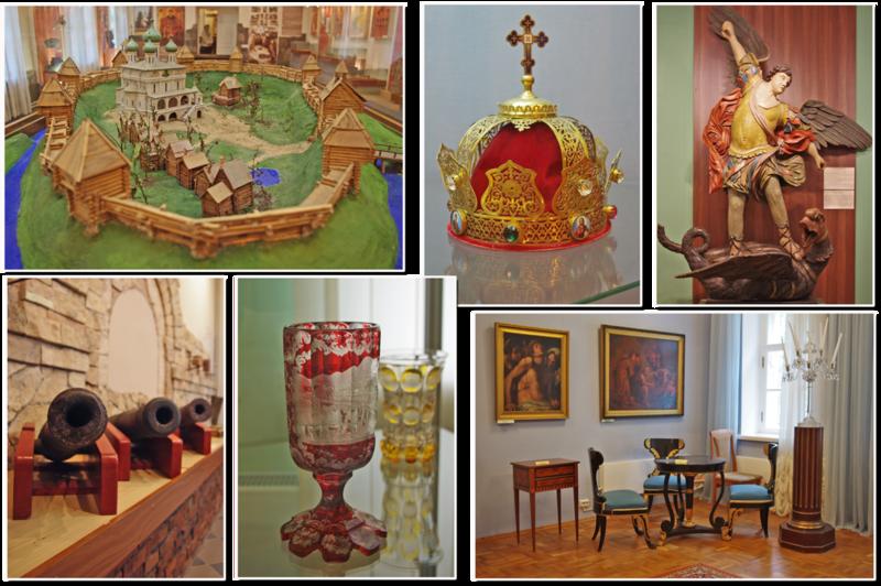 Дмитровский музей-заповедник