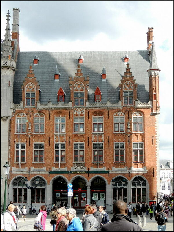 Brugge 9112 Posterjen