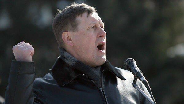Оппозиционер Локоть победил на выборах мэра Новосибирска