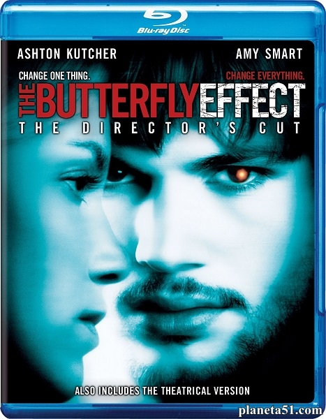 Эффект бабочки / The Butterfly Effect [Theatrical Cut] (2004//BDRipHDRip)