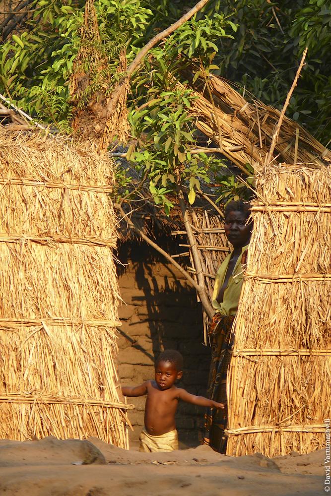 Малави, деревня Болера
