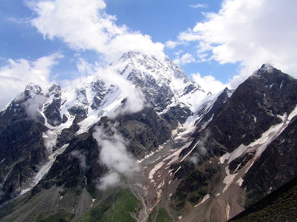 Главный Кавказский хребет