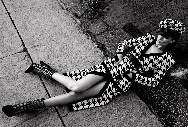 Роузи Хантингтон-Уайтли / Rosie Huntington-Whiteley by Paola Kudacki in Vamp Magazine #1