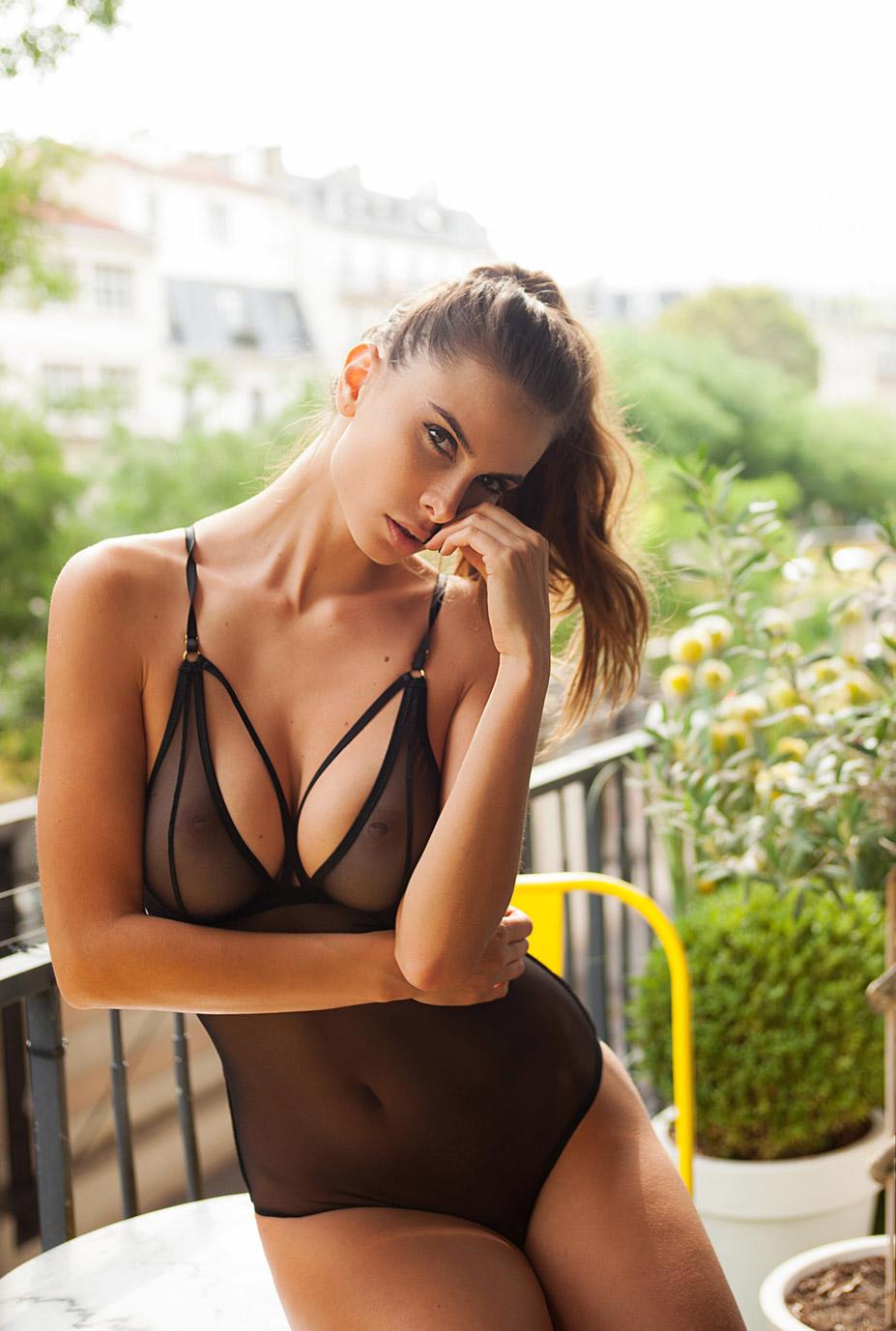 Александра Зимни / Alexandra Zimny nude by Celine Andrea - Yume Magazine