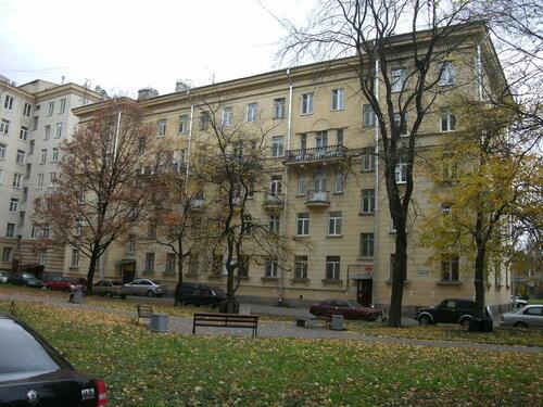 ул. Бабушкина 42к2