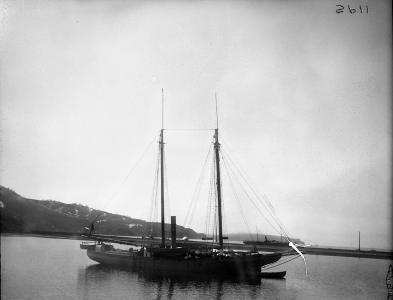 Казенное судно, Сибирь, 1901