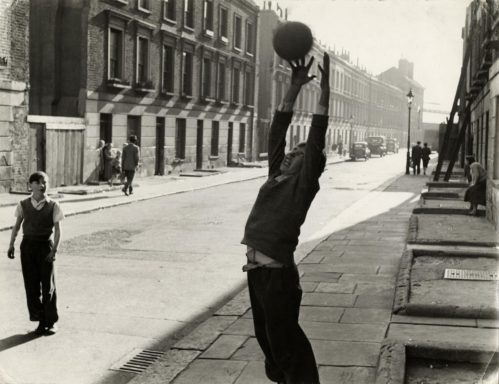 1957. Бриндли-роуд, Паддингтон, Лондон