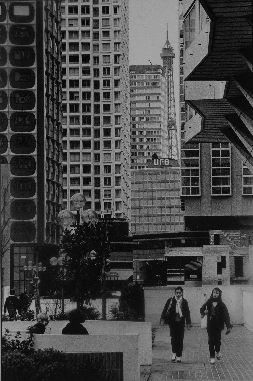 1981. Богренель. Париж