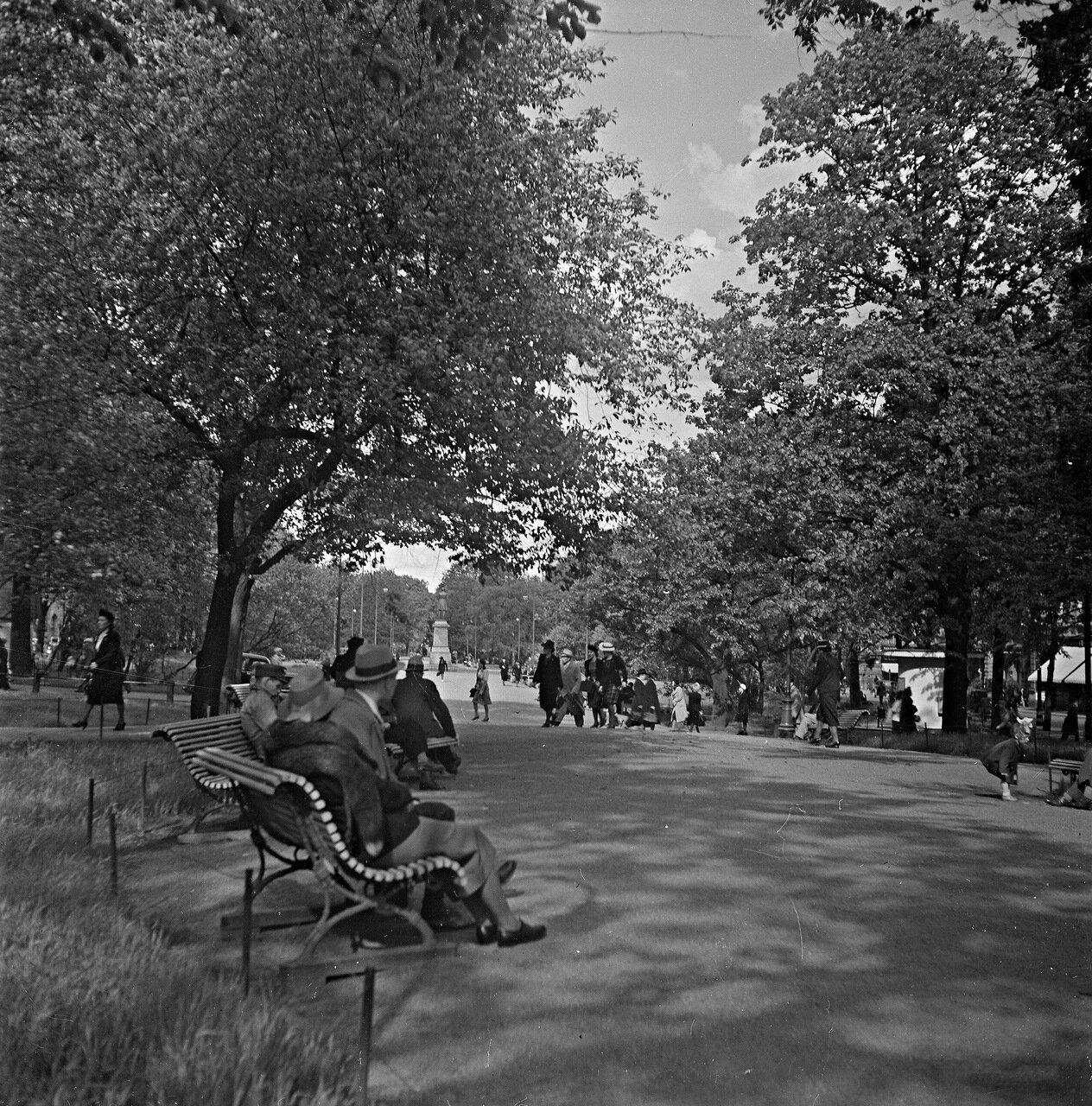 1941. 20 июня. Бульвар Рунеберга