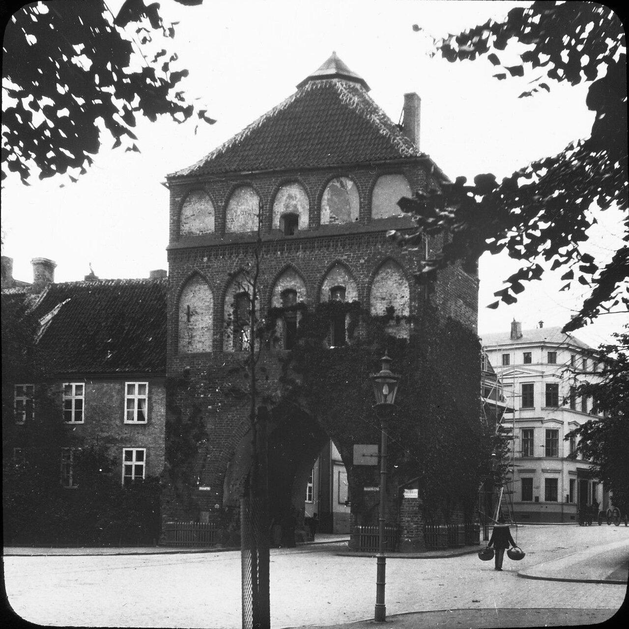 Штральзунд. 1912