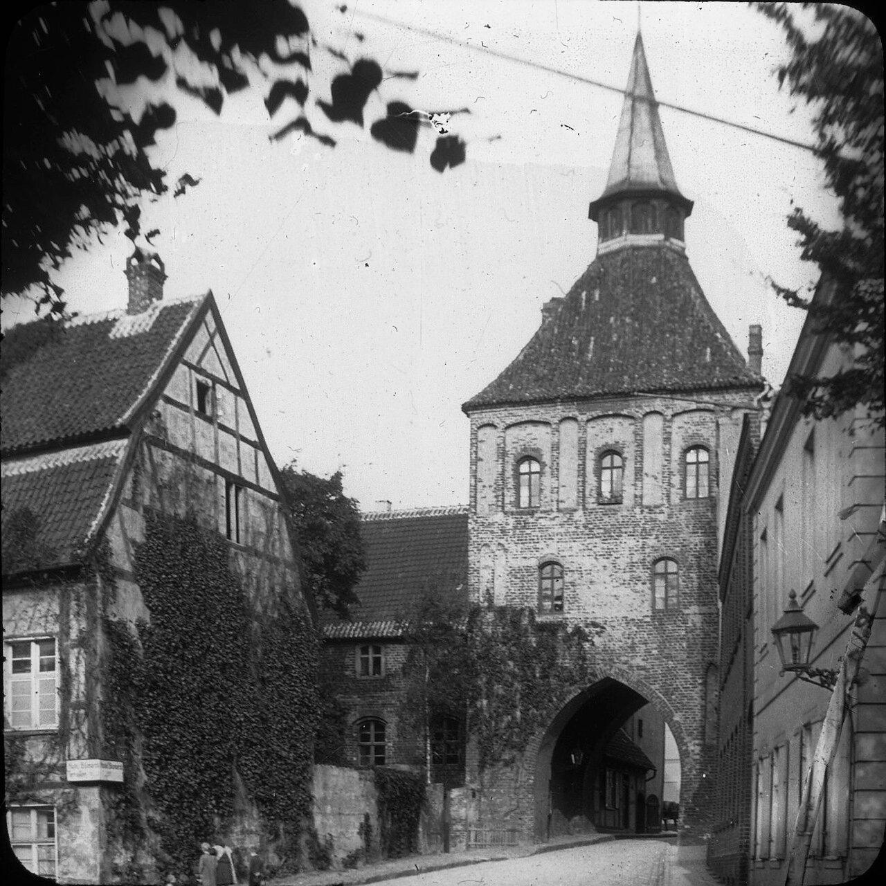 Штральзунд. За пределами городских стен. 1912