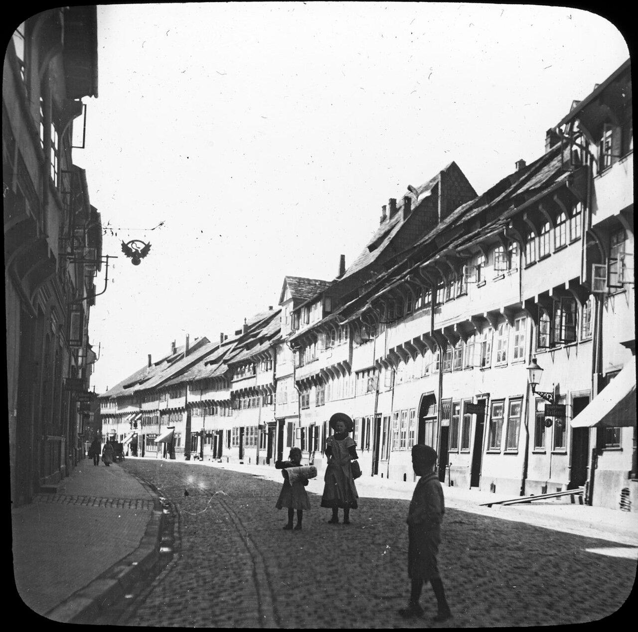 Айнбек. 1909