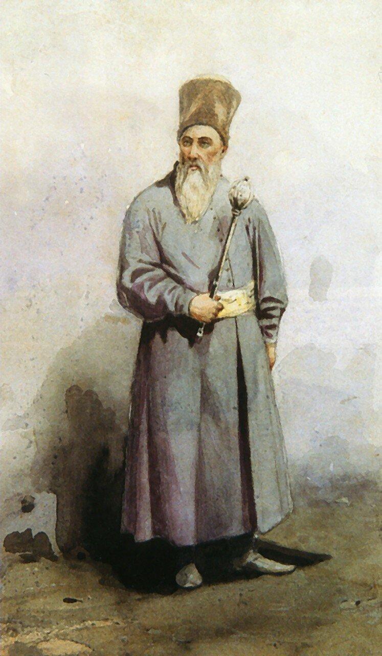 Портрет гетмана Конашевича-Сагайдачного, ок. 1900