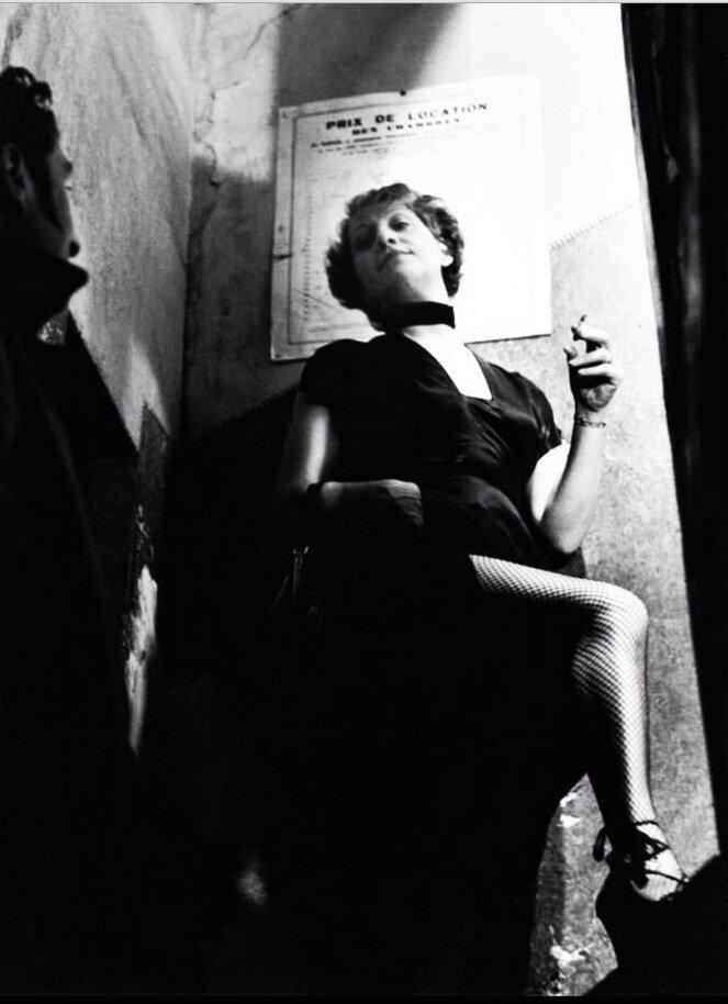 1930. Проститутка