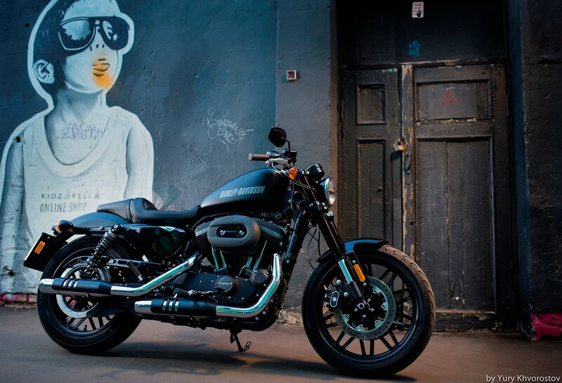 Harley-Davidson Sportster Roadster 2016 - Студент