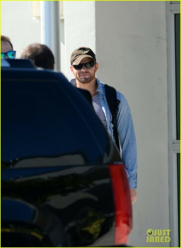 Are Miley Cyrus and Kellan Lutz an Item? Couple Arrive in Miami on Same Private Jet
